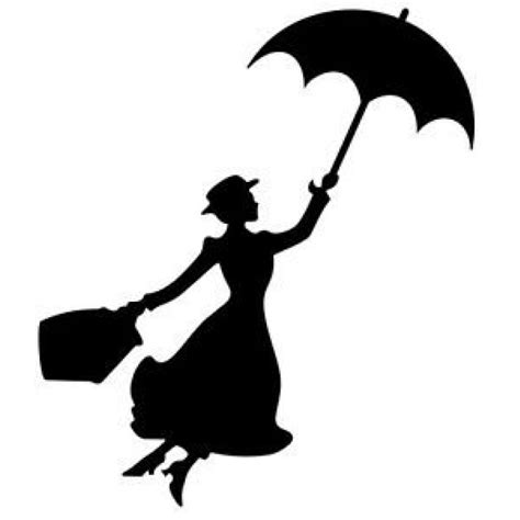 how to clean white wall poppins silhouette 6 quot black car truck vinyl decal