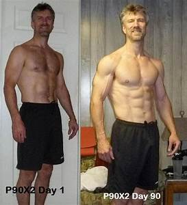 Kenny A Got Ripped Results with P90X2