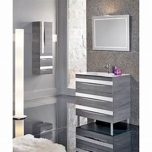 meuble salle de bain 80 cm bricorama With meuble salle de bain bricorama