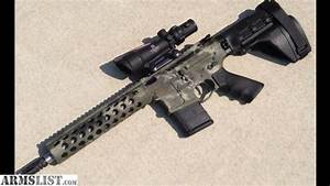 ARMSLIST - For Sale: NEW Custom built 300 Blackout PISTOL ...