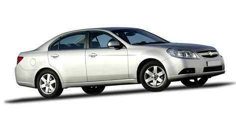 Chevrolet Epica Saloon 2008 2009 Owner Reviews Mpg