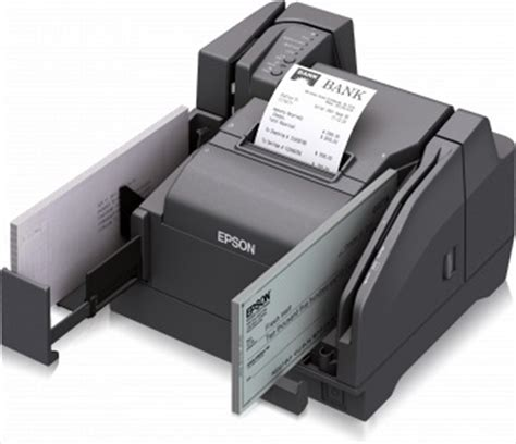 Epson TM-S9000MJ Cheque Scanner | The Scanner Shop