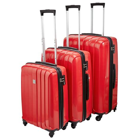 Lewis Cabin Luggage by Lewis Miami 4 Wheel 55cm Cabin Suitcase In For