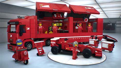 ferrari truck ferrari f14 t scuderia ferrari truck speed