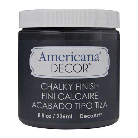 Americana Decor Chalky Finish Paint Walmart by Decoart Americana Decor Chalky Finish Paint 8 Fl Oz 236