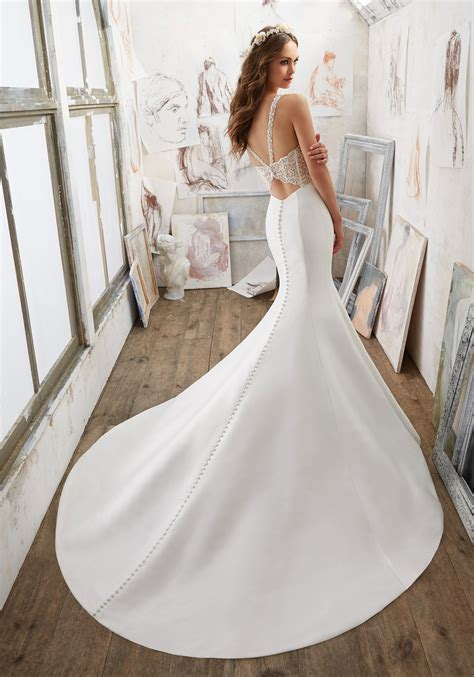 Marlena Wedding Dress Style 5506 Morilee