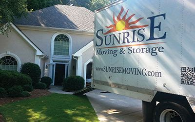 marietta movers sunrise moving storage affordable mover