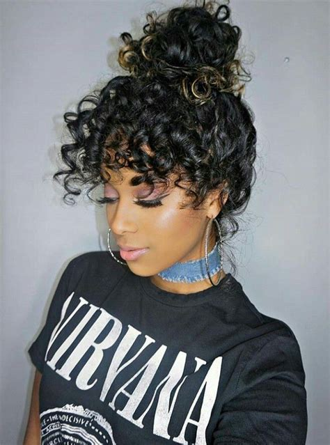 best 25 black curly hairstyles ideas on pinterest black