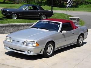 1989 Ford Mustang GT   Saratoga Auto Auction