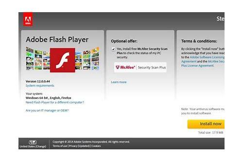 flash player animação baixar gratis