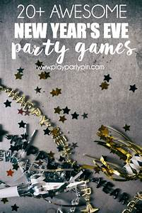 20+ Awesome New Year's Eve Party Games – Party Ideas
