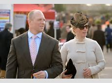 Zara Phillips enjoys day off from baby duties at