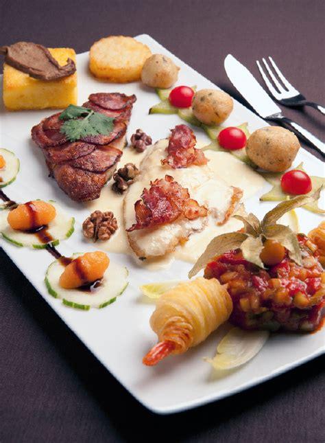restaurant le chalet de la vall 233 e pontarlier assiette