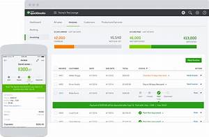 invoicing software get paid faster with online invoices With quickbooks online invoice payment