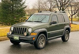 No Reserve  2006 Jeep Liberty Renegade 1 Owner 4x4 6 Speed Manual