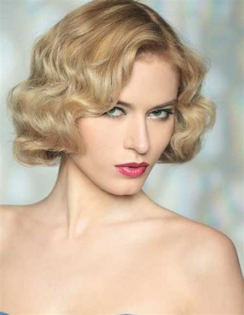 Curly Retro Hairstyles by 55 Stunning Wedding Hairstyles For Hair 2016