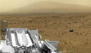 Billion-Pixel View of Mars Comes From Curiosity Rover | NASA