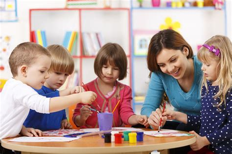 art class for preschoolers responsibilities of a that go beyond imparting 517