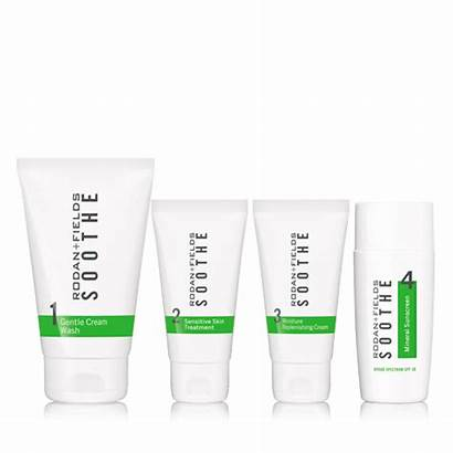 Soothe Skin Regimen Sensitive Rodan Fields Skincare