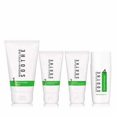 Soothe Skin Regimen Sensitive Rodan Fields Skincare
