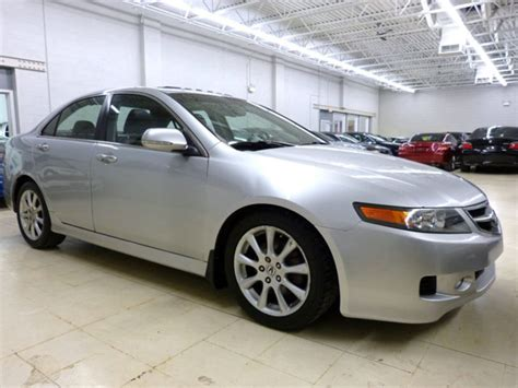 2008 Acura Tsx Manual by 2008 Used Acura Tsx 4dr Sedan Manual At Luxury Automax