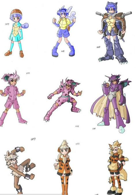 A place for anyone that want to discuss about the pokemon anime! All 493 Pokemon Rendered as Anime Girls