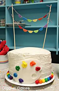 Best Art Birthday Party