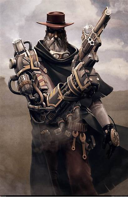 Steampunk Cowboys Wallpapers Professions Definition Updated Views