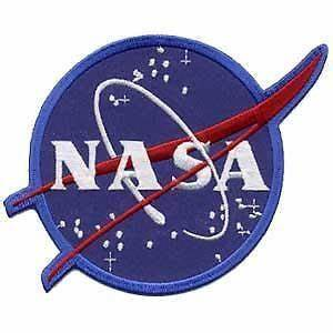 "Nasa Vector Iron on Patch / 4.5"" Collectors Badge ..."