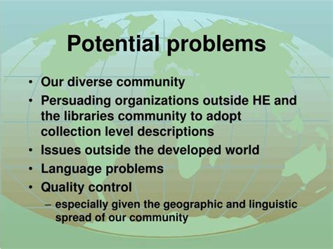 Potential Problems by Ppt What Is Forced Migration Powerpoint Presentation