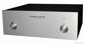 Copland Cta505 - Manual - Valve Power Amplifier