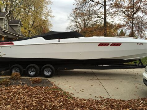 Scarab Cigarette Boats For Sale by Scarab Speed Boat Cruising Cigarette Donzi 1983 For Sale