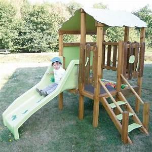 Jeux Exterieur Bois Enfant : structure de jeu d 39 ext rieur pour enfant comparez les ~ Premium-room.com Idées de Décoration