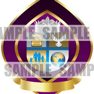 templates bishop seals church crests  ministry logos