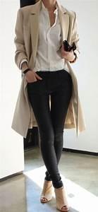 Vetement Femme Rock Chic : 1000 ideas about tenue chic femme on pinterest vetement femme chic tenue classe femme and ~ Melissatoandfro.com Idées de Décoration