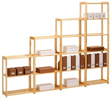 scaffali componibili legno beautiful scaffale componibile jolly mobile moderno il