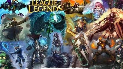 League Legends Lol Maker Wall Creator Deviantart