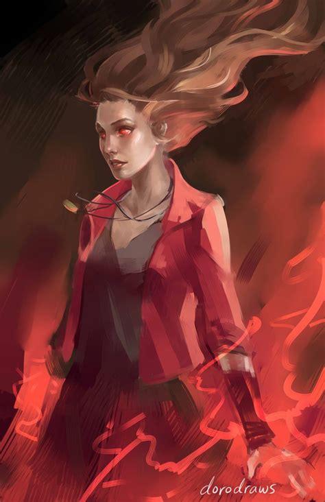 genderbend scarlet witch wip scarlet witch