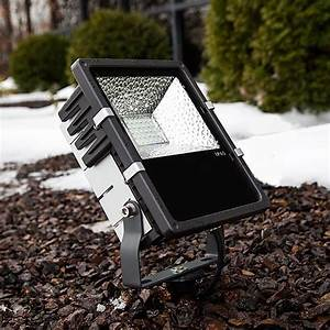 Watt high power led flood light fixture lumens
