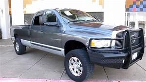 2005 Dodge Ram 2500 Turbo Diesel For Sale