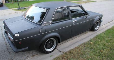 Black Datsun by Seller Of Classic Cars 1969 Datsun 510 Black Black
