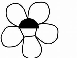 White Daisy Clip Art – Cliparts