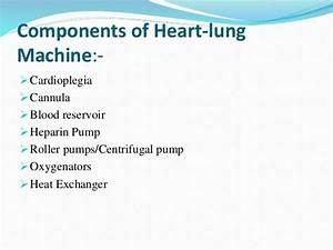 Heart Lung Mechine