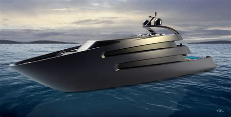 Henderson 70m Super Yacht PRIONA — Yacht Charter ...