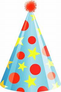 Colorful Party Hat - Free Clip Arts Online Fotor Photo