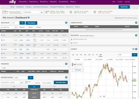 brokerage account comparison broker comparison chart compare top brokerage