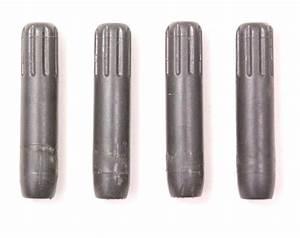 Set Of 4 Vw Door Lock Pin Pull Knobs Vw Jetta Golf Gti Mk4