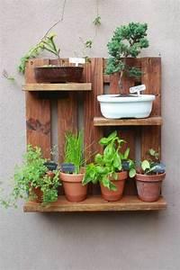 1001   Ideas De Jardineras Con Palets Hechas A Mano