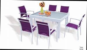 Chaise Et Table De Jardin Pas Cher : ensemble table chaise de jardin pas cher mam menuiserie ~ Teatrodelosmanantiales.com Idées de Décoration