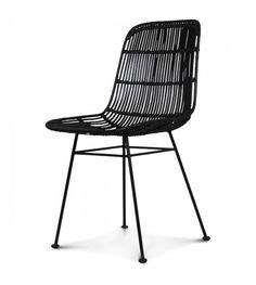 fauteuil en rotin noir pitaya maisons du monde gt gt gt rotin